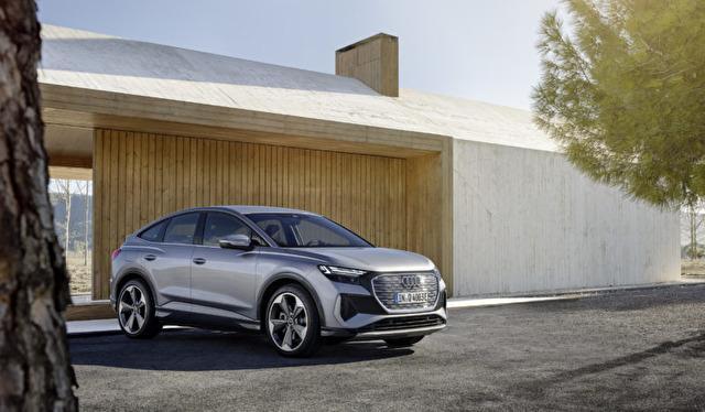 Audi Q4 Sportback e-tron / Eléctrico 100%