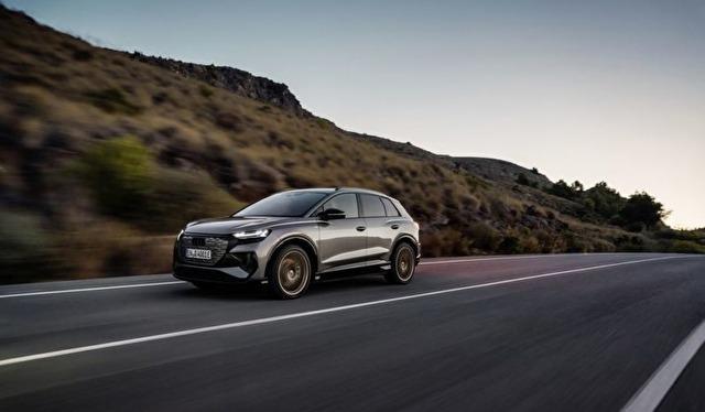 Audi Q4 e-tron / Eléctrico 100%