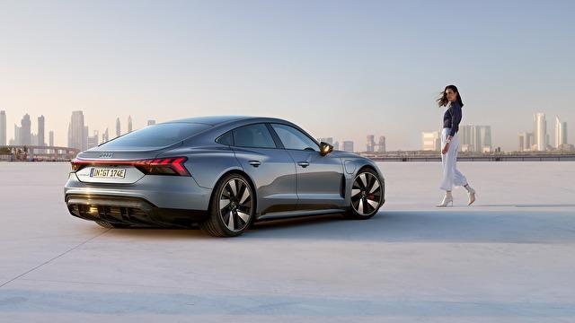 AUDI e-tron GT quattro / Electrico 100%