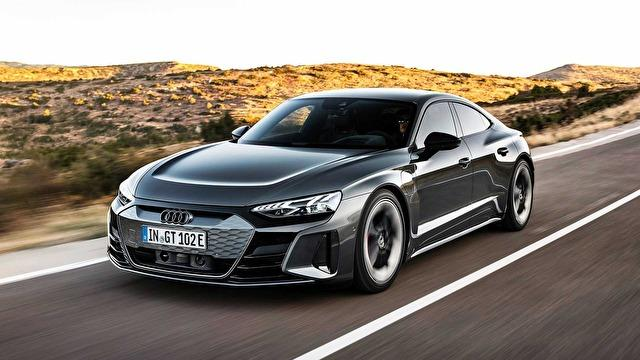 AUDI RS e-tron GT / Eléctrico 100%