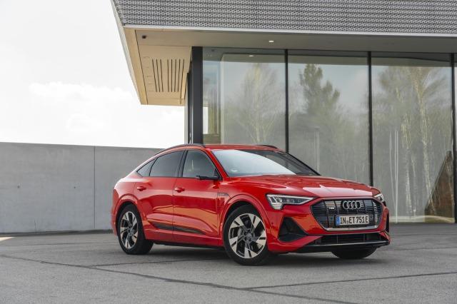 Audi e-tron Sportback / Eléctrico 100%